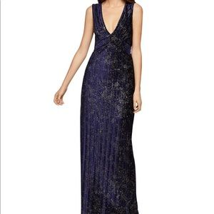 NWT BCBGeneration Starry Night Gown